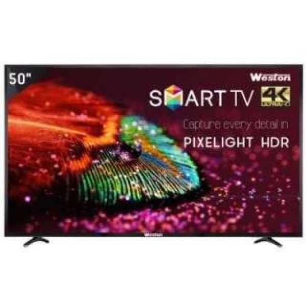 Weston WEL-5101 50 inch UHD Smart LED TV
