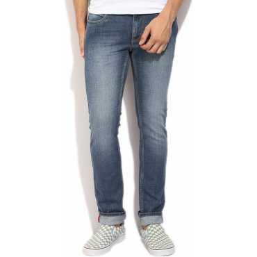 Skinny Men's Blue Jeans