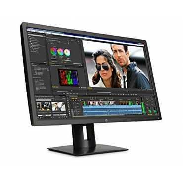 HP Dream Color Z32x 32 Inch 4K Ultra HD Monitor - Black