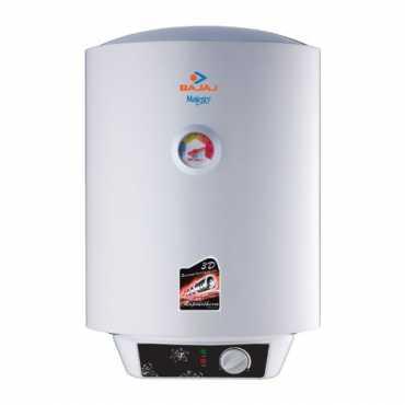 Bajaj Majesty Rapidotherm 25GV 25 Litres Storage Water Heater - White