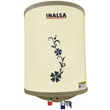 Inalsa PSG 25 GLN 25 Litres Storage Water Geyser - White | Camel