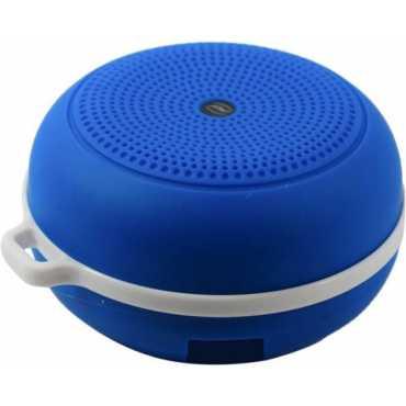 Blue Me HS 404 BT Portable Bluetooth Speaker - Blue