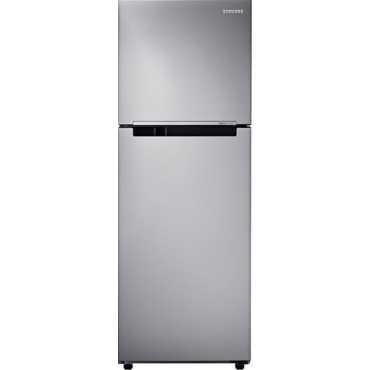 Samsung RT27JARYESA 253 Litres 4S Double Door Refrigerator - Grey