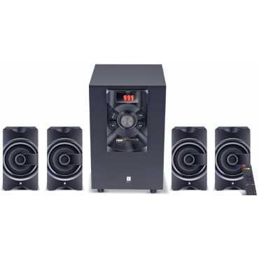 iball SoundKing i3 4.1 Channel Multimedia Speaker - Black