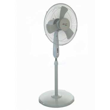 Bajaj Midea BP2000 3 Blade (400mm) Pedestal Fan - White