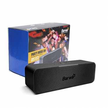 Barwa BS 03 Portable Bluetooth Speaker - Silver | Red | Black
