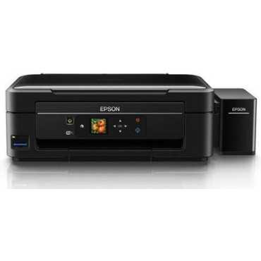 Epson L565 Multifunction Wireless Inkjet Printer - Black