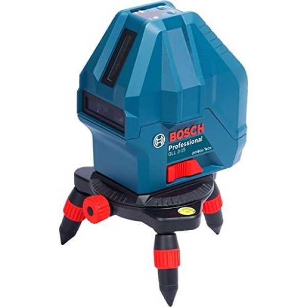 Bosch GLL 3-15 Self Leveling 3 Line Laser - Blue