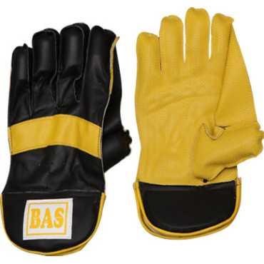 BAS Vampire Magnum Wicket Keeping Gloves (Large) - Black