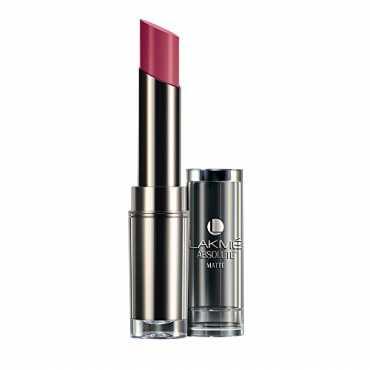 Lakme Absolute Matte Lipstick Mauve Fix