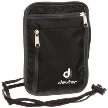Deuter 39200 Sling Hiking Bag (17 cm) - Black