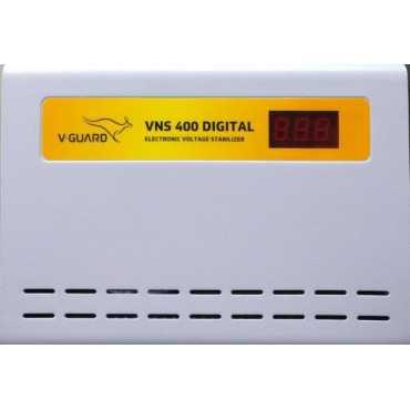 V-Guard VNS-400 Digital Voltage Stabilizer - Grey