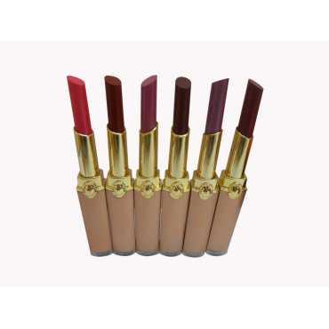 ADS A0629f-A Lipstick (Set of 6) (Multicolor)