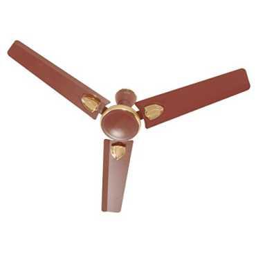 Polycab Amaze Dlx 3 Blade (1200mm) Ceiling Fan - Brown