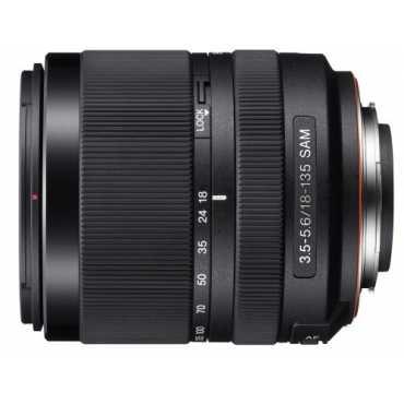 Sony DT 18-135 mm F3.5-5.6 Lens - Black