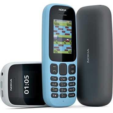 Nokia 105 (2017) - Black | Blue | White