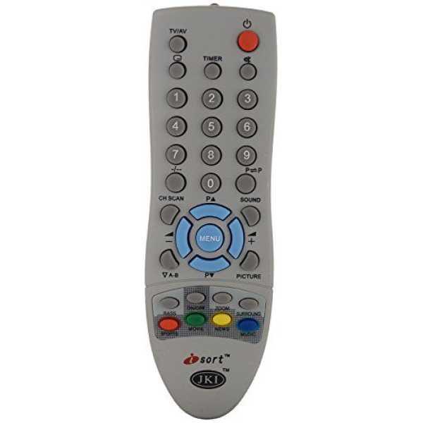 Sharp Plus SP-1094 CRT TV Remote (For BPL)