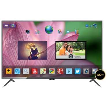Onida LEO50UIR 50 Inch 4K Ultra HD Smart LED TV - Black