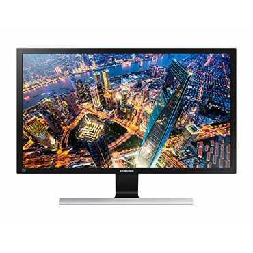 Samsung LU24E590DS/XL 24 Inch UHD Monitor - Black