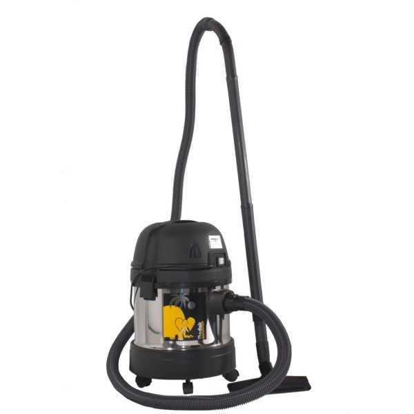 Rodak CleanStation 2 20L Wet and Dry Vacuum Cleaner - Black