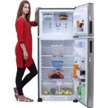 Whirlpool PRO 355 ELT 2S (Steel) 340 Litres Double Door Refrigerator - Steel | Red