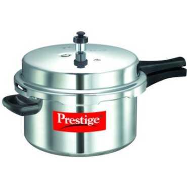 Prestige 10027 Aluminium 7.5 L Pressure Cooker (Outer Lid)
