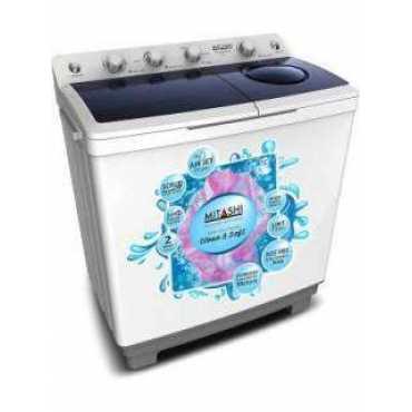Mitashi 9 8 Kg Semi Automatic Top Load Washing Machine MiSAWM98v25