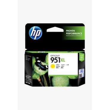 HP 951XL Yellow Ink Cartridge - Yellow