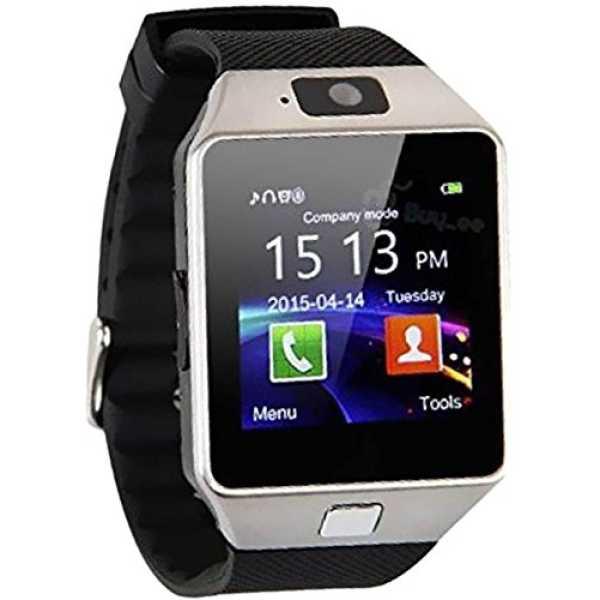 Tashan TS-91 Smart Watch  - Black
