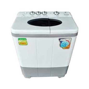 Videocon 7.2Kg Semi Automatic Top Load Washing Machine (VS72N13) - Grey