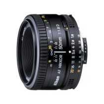 Nikon AF NIKKOR 50mm f 1 8D Lens