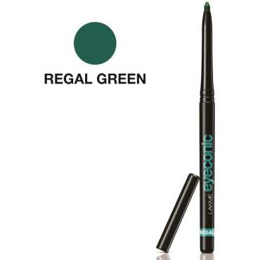 Lakme  Eyeconic Kajal Pencil (Green) - Green