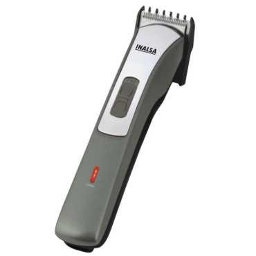 Inalsa IBT-01 Beard Trimmer - Grey