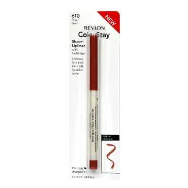 Revlon ColorStay Sheer Lip Liner with SoftFlex (Sheer Spice 610)