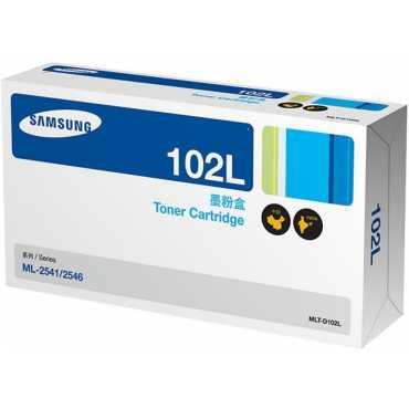 Samsung MLT-D102L-XIP Black Toner Cartridge - Black