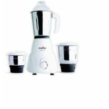 Kenstar KMA50W3S-DBB 500W Mixer Grinder (3 Jars) - White
