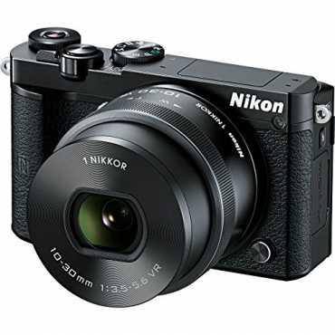 Nikon 1 J5 Mirrorless Camera - Black | Silver | White
