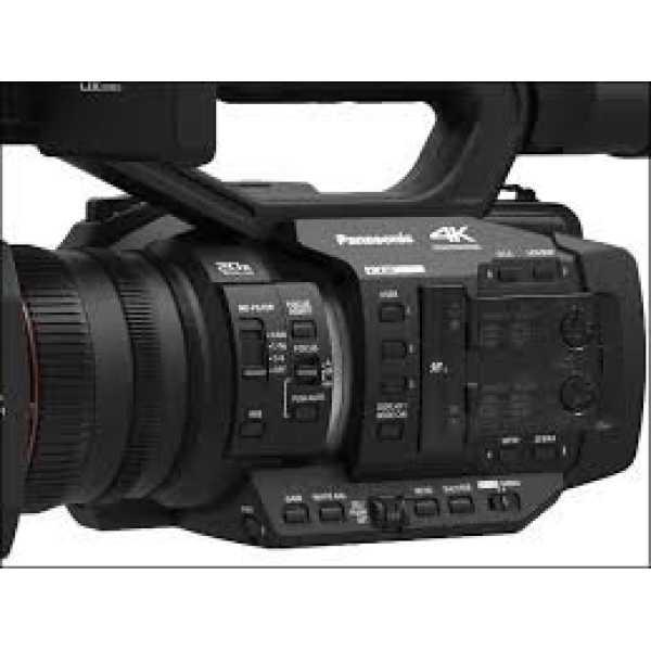 Panasonic AG-UX170 4K Professional Camcorder - Black