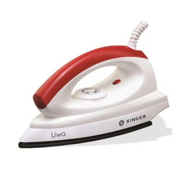 Singer Liwa 1000W Dry Iron - White
