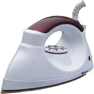 Bajaj Esteela Pro 1000W Dry Iron - White