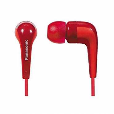 Panasonic RP-HJE140 Headphones - Green | Red | Black | White