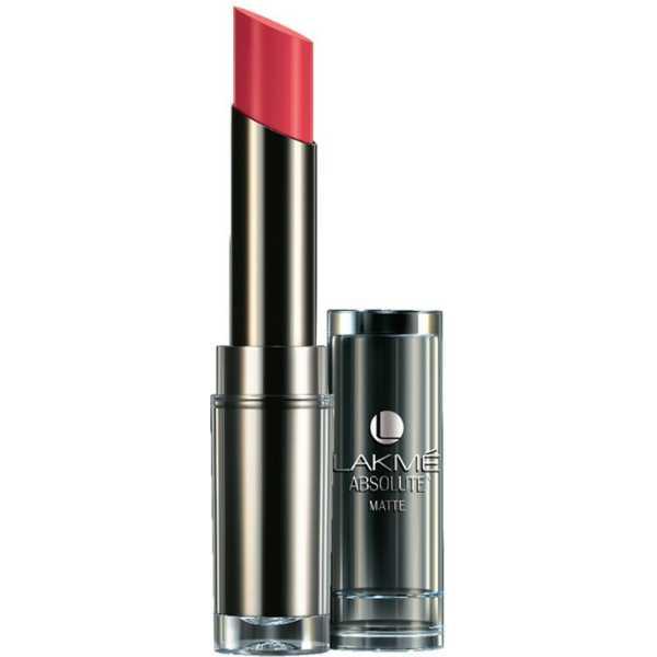 Lakme Absolute Sculpt Studio Hi-definition Matte Lipstick Pink Flash