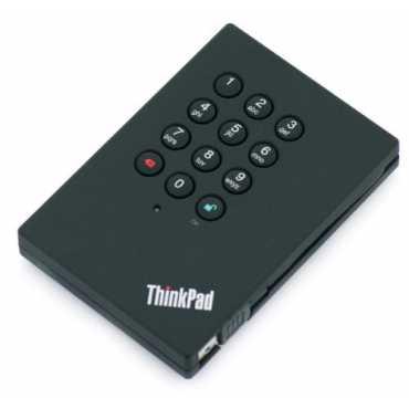 Lenovo ThinkPad (0A65619) 500GB USB 3.0 Secure Hard Drive