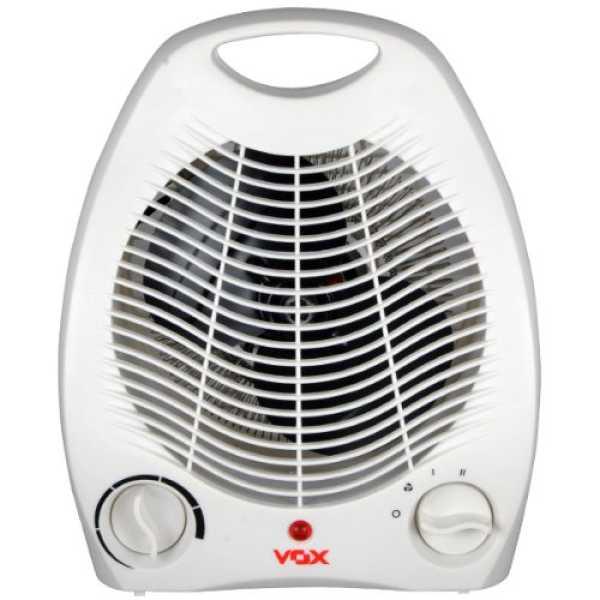 VOX FH-03 2000W Fan Room Heater - White