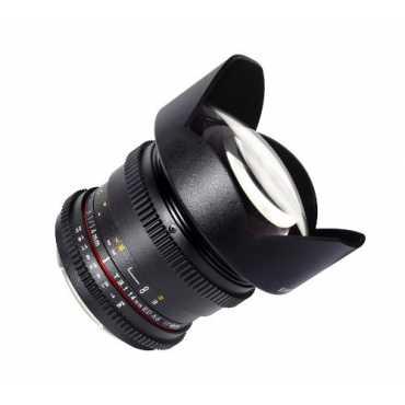 Samyang SYCV14M-N 14mm T3.1 Cine Wide Angle Lens (For Nikon) - Black
