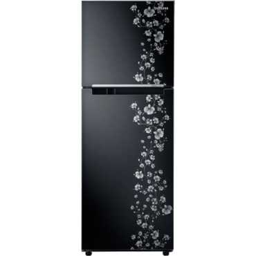 Samsung RT27JARMABX 253 Litres Double Door Refrigerator Orcherry Pearl