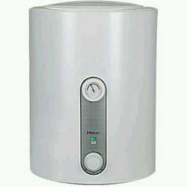 Haier ES15-E1 (H) 15 Litre Storage Water Geyser - White