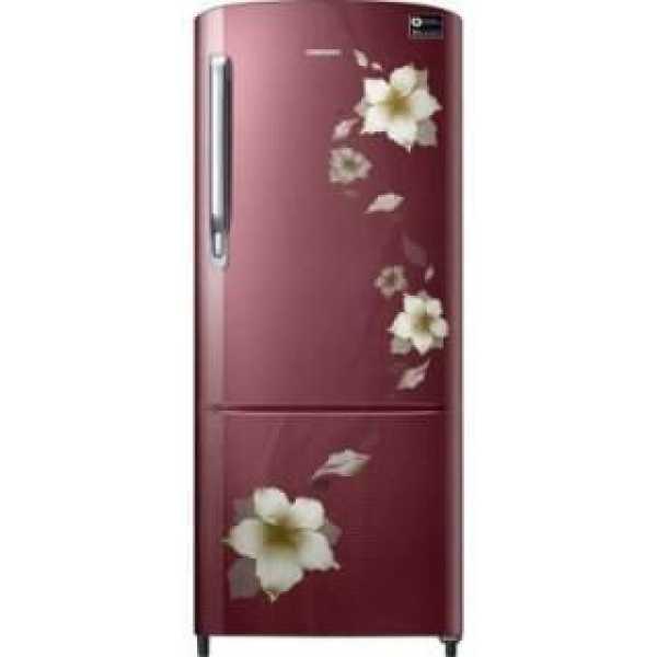 Samsung RR20M172ZR2 192 L 3 Star Direct Cool Single Door Refrigerator