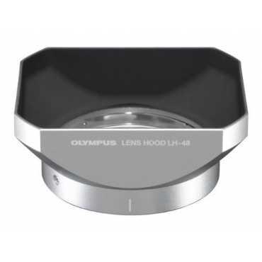 Olympus LH-48 Lens Hood For Zuiko Digital ED 12mm f 2 0 Lens