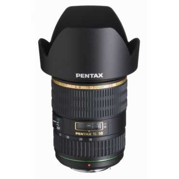 Pentax K-Mount SMC DA 16-50mm F/2.8 ED AL [IF] SDM Zoom Lens (For Pentax DSLR Camera) - Black